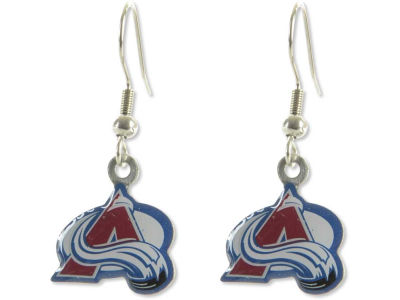 Colorado Avalanche Logo Earrings