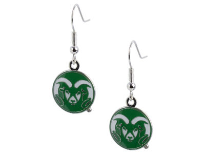 Colorado State Rams Logo Earrings