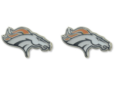 Denver Broncos Logo Post Earrings