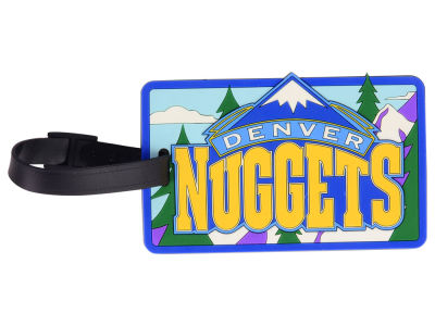 Denver Nuggets Soft Bag Tag