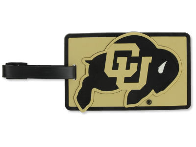 Colorado Buffaloes Soft Bag Tag