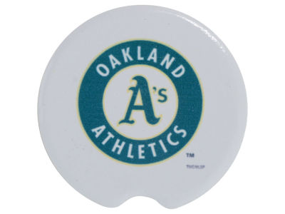 Oakland Athletics 2 Pack Car Coasters