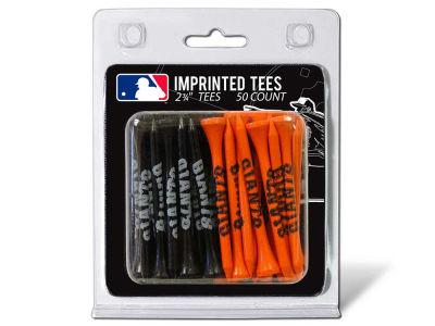 San Francisco Giants 50pk Golf Tees
