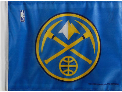 Denver Nuggets Car Flag
