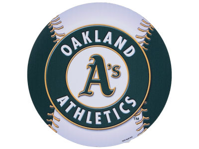 Oakland Athletics 8in Car Magnet