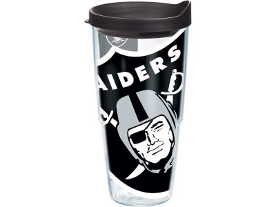 Oakland Raiders 24oz. Colossal Wrap Tumbler