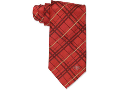 San Francisco 49ers Oxford Woven Tie