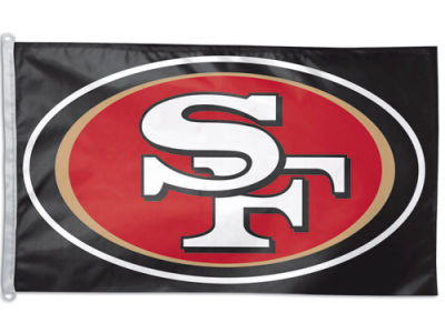San Francisco 49ers 3x5ft Flag
