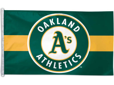 Oakland Athletics 3x5ft Flag