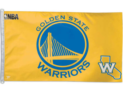 Golden State Warriors 3x5ft Flag