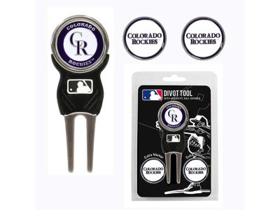 Colorado Rockies Divot Tool and Markers