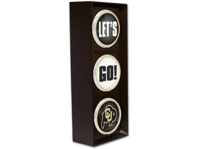 Colorado Buffaloes Flashing Lets Go Light
