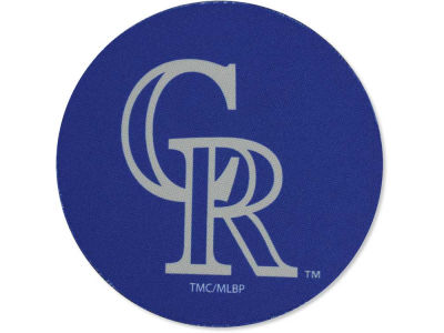Colorado Rockies 4-pack Neoprene Coaster Set