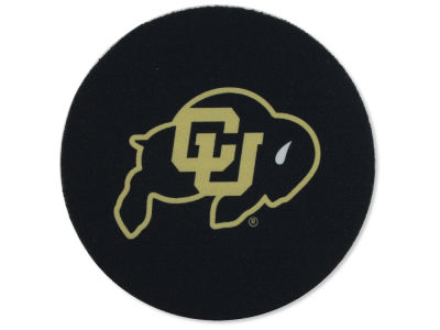 Colorado Buffaloes 4-pack Neoprene Coaster Set