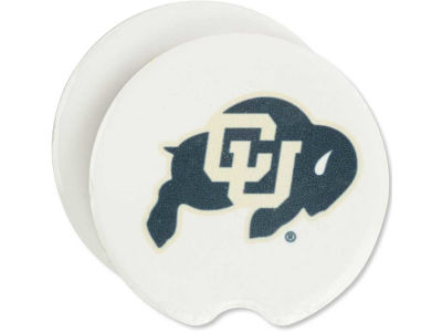 Colorado Buffaloes 2 Pack Car Coasters
