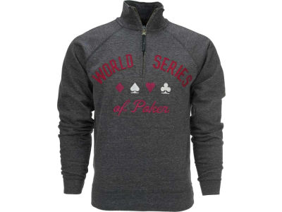 World Series Of Poker WSOP Manchester 1/4 Zip Pullover