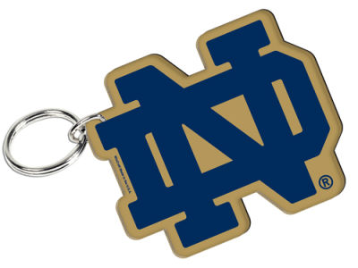 Notre Dame Fighting Irish Acrylic Key Ring