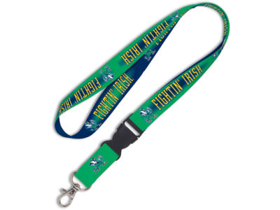 Notre Dame Fighting Irish Wincraft Lanyard
