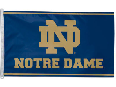 Notre Dame Fighting Irish 3x5ft Flag