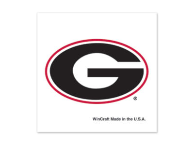 Georgia Bulldogs Wincraft Tattoo 4-pack