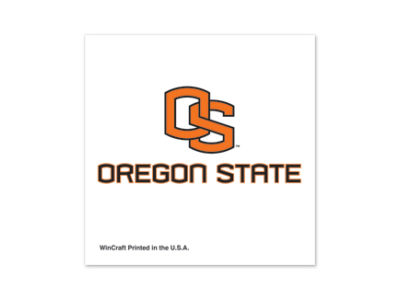 Oregon State Beavers Tattoo 4-pack