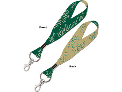 South Florida Bulls Lanyard Key Strap