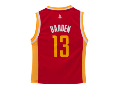 Houston Rockets James Harden Youth NBA Revolution 30 Jersey