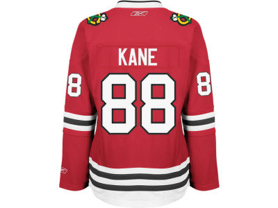 Chicago Blackhawks Patrick Kane Reebok NHL Women's Premier Player Jersey
