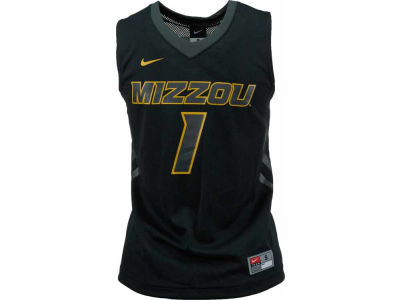 Missouri Tigers #1 NCAA Youth Replica Basketball Jersey