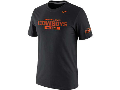 Oklahoma State Cowboys Nike NCAA Team Issue T-Shirt 2013