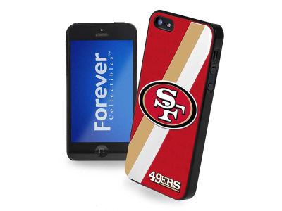 San Francisco 49ers iPhone SE Case Hard Logo