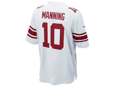 New York Giants Eli Manning Nike NFL Men's Game Jersey