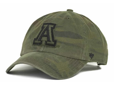Arizona Wildcats '47 NCAA Operation Hat Trick Movement '47 CLEAN UP Cap