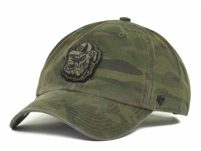 Georgia Bulldogs '47 NCAA Operation Hat Trick Movement '47 CLEAN UP Cap