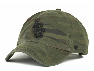 LSU Tigers '47 NCAA Operation Hat Trick Movement '47 CLEAN UP Cap