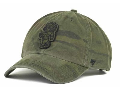 North Carolina Tar Heels '47 NCAA Operation Hat Trick Movement '47 CLEAN UP Cap