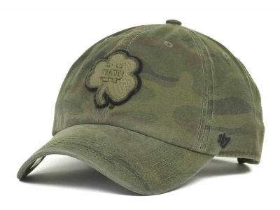 Notre Dame Fighting Irish '47 NCAA Operation Hat Trick Movement '47 CLEAN UP Cap
