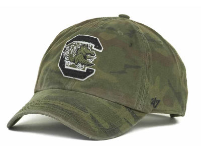 South Carolina Gamecocks '47 NCAA Operation Hat Trick Movement '47 CLEAN UP Cap