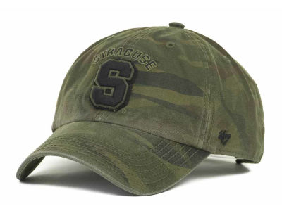 Syracuse Orange '47 NCAA Operation Hat Trick Movement '47 CLEAN UP Cap