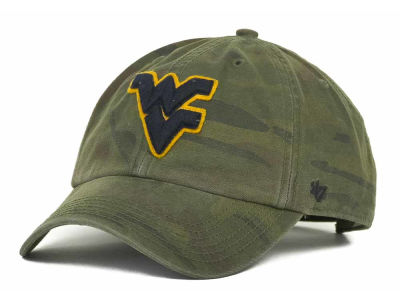 West Virginia Mountaineers '47 NCAA Operation Hat Trick Movement '47 CLEAN UP Cap