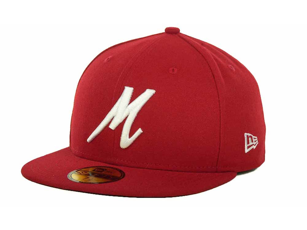 Venados de Mazatlan New Era Mexican Pacific 59FIFTY Cap  b41c8830f6f