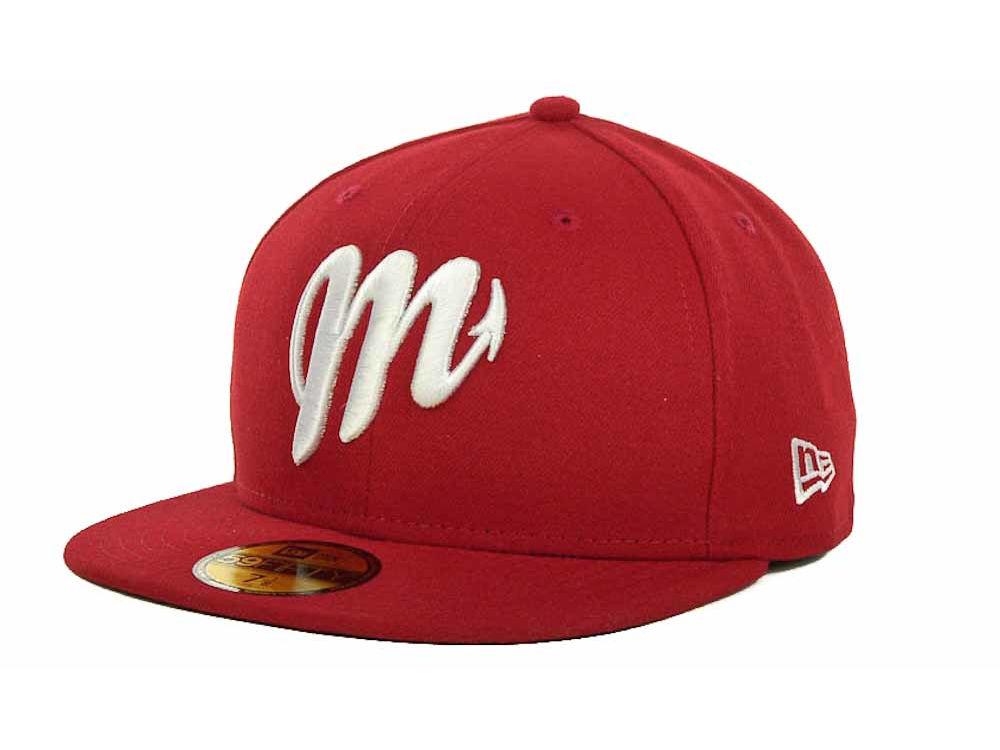 Diablos Rojos del Mexico New Era Mexican Pro 59FIFTY Cap  dc5c546c119