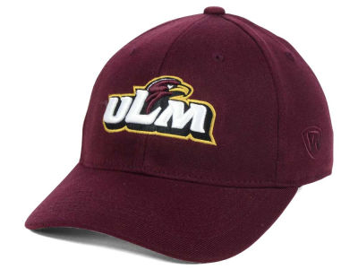 LA Monroe Warhawks Top of the World NCAA Team Color PC Cap