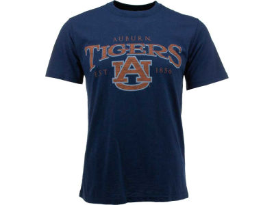 Auburn Tigers NCAA Lower Arch Slub T-Shirt