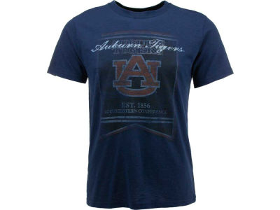 Auburn Tigers NCAA Raise The Banner Slub T-Shirt