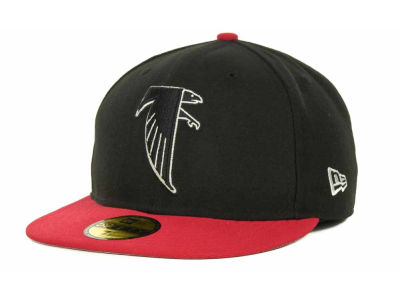 Atlanta Falcons New Era NFL Historic Basic 59FIFTY Cap