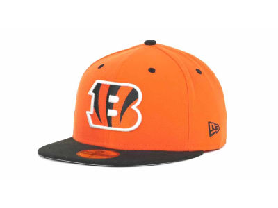 Cincinnati Bengals New Era NFL 2 Tone 59FIFTY Cap
