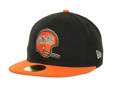 Cincinnati Bengals New Era NFL Historic Basic 59FIFTY Cap