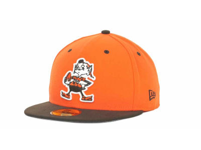 Cleveland Browns New Era NFL 2 Tone 59FIFTY Cap
