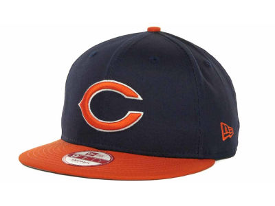 Chicago Bears New Era NFL Baycik 9FIFTY Snapback Cap